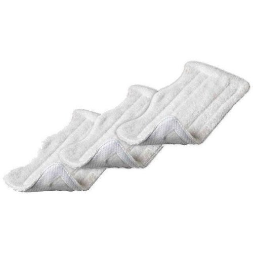 REPLACEMENT SHARK MICRO FIBRE STEAM MOP CLEANING PADS 3