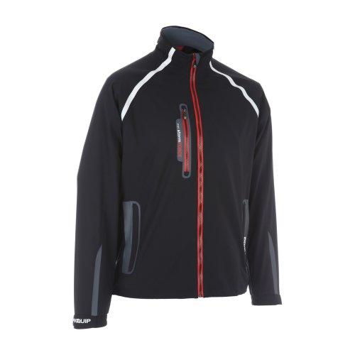 ProQuip Golf Mens Stormforce PX5 Waterproof Rain Jacket Full Zip