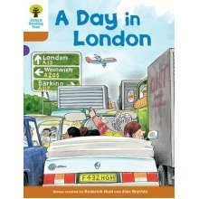 Oxford Reading Tree: Level 8: Stories: a Day in London