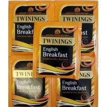 Twinings English Breakfast Tea - Individually Enveloped & Tagged