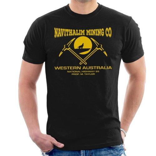 Navithalim Mining Co Wolf Creek Men's T-Shirt