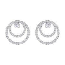 Swarovski Creativity Circle Pierced Earrings - 5197481