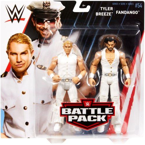 WWE Battle Pack - Series 54 - Tyler Breeze & Fandango