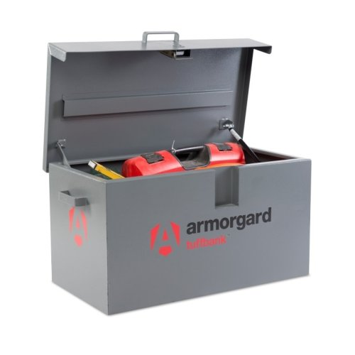 Armorgard TuffBank TB1 Secure Van Vault Storage Safe Box 980x540x475mm
