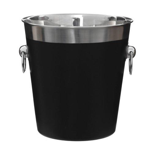 Champagne Bucket - Black