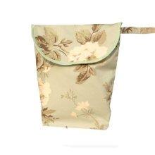 Multi-function Wet Bags Waterproof Diaper Bag Nappy Bag(21*6*25CM, B)