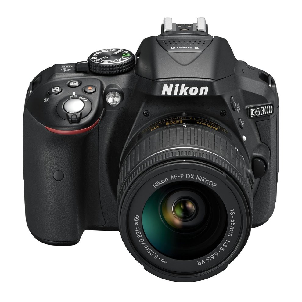Nikon D5600 Review - Handling and Build Quality (Page 2 of 7)   Nikon Dslr Screen