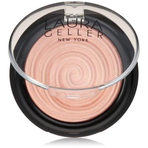 Laura Geller Beauty Baked Gelato Swirl Illuminator, Peach Glow