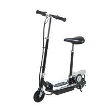 Homcom Foldable E-Scooter 24V Rechargeable Battery