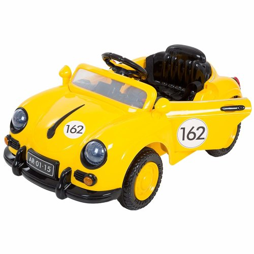 Ride On Toy Car, Battery Powered Classic Sports Car With Remote Control and Sound by Lil' Rider