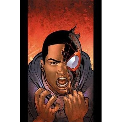 Miles Morales: Ultimate Spider-man Ultimate Collection Book 22