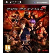Dead or Alive 5 Sony Playstation 3 Ps3 Game