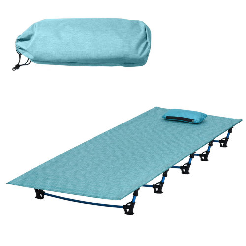 Ultralight Aluminium Portable Folding Camping Bed