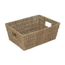 Large Tapered Seagrass Basket
