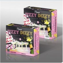 Prosecco Fizzy Dizzy Adults Party Ping Pong Drinking Game 20pcs Set Xmas Fun