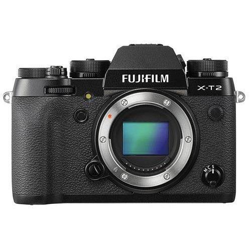 Fujifilm X-T2 Camera Black Body Only 24.3MP 3.0LCD 4K FHD