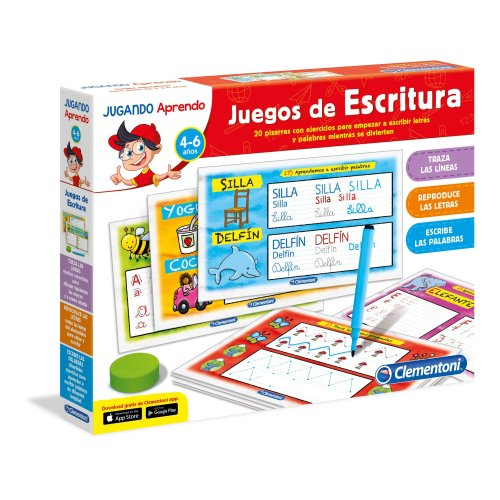 Clementoni Learn to Write Playing (Spanish) (65599.1)