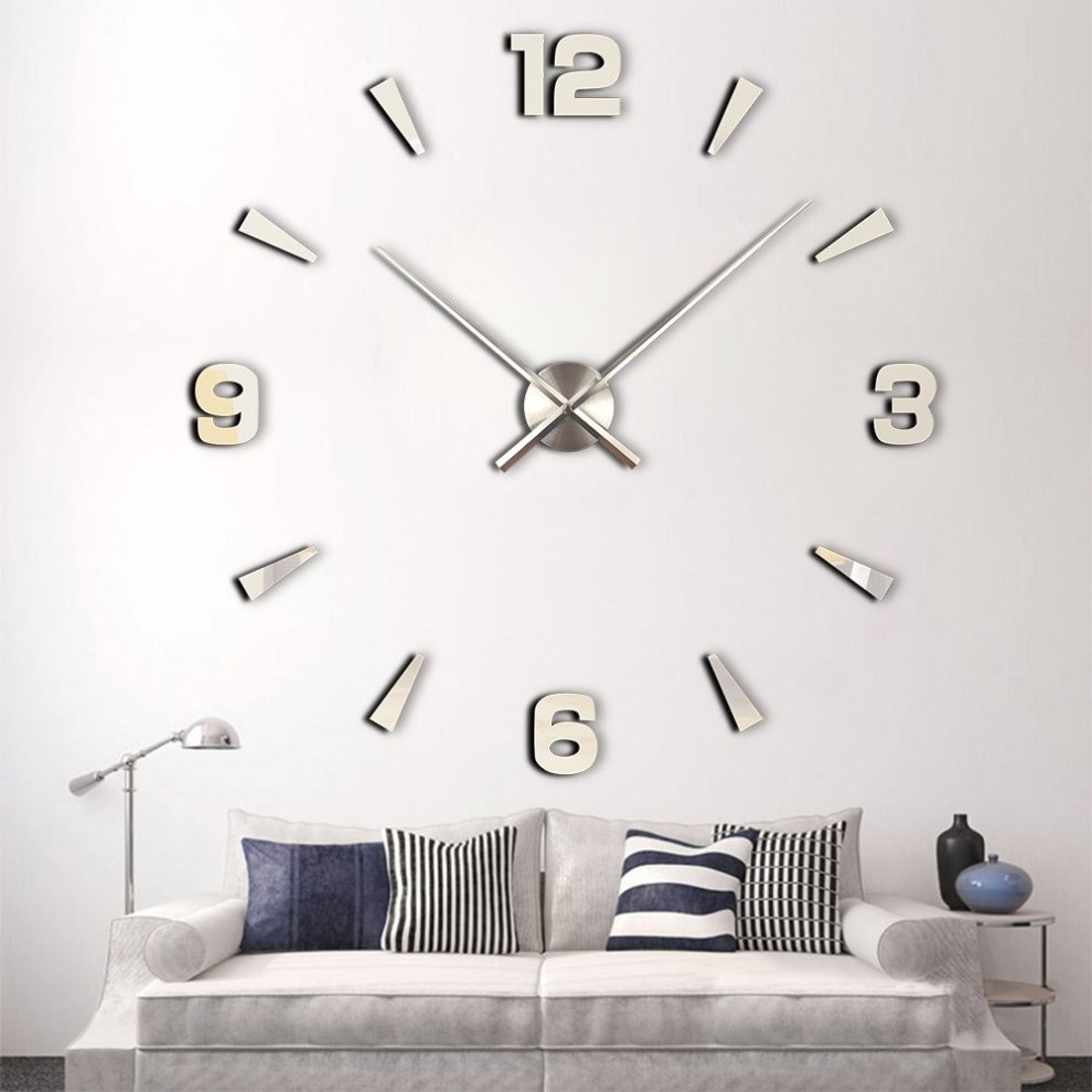 3d Clock Hands Timelike Diy Large Clock Hands Needles Wall Clocks