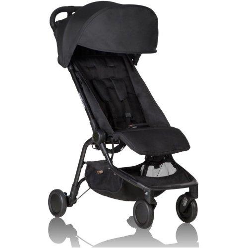 Mountain Buggy Nano Travel Stroller Black