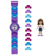 LEGO Friends Link Watch Olivia Plastic 8020165