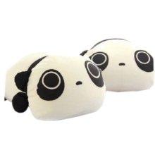 Set of 2 Lovely Panda Car Odor Charcoal Bag Car Air Freshener/Purifying Bag