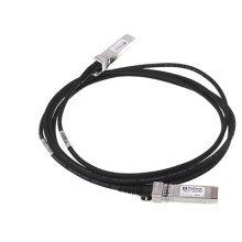 Hewlett Packard Enterprise X242 10G SFP+ 3m 3m SFP+ SFP+ Black coaxial cable