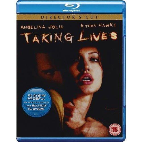 Taking Lives: Directors Cut [blu-ray] [2004] [region Free]