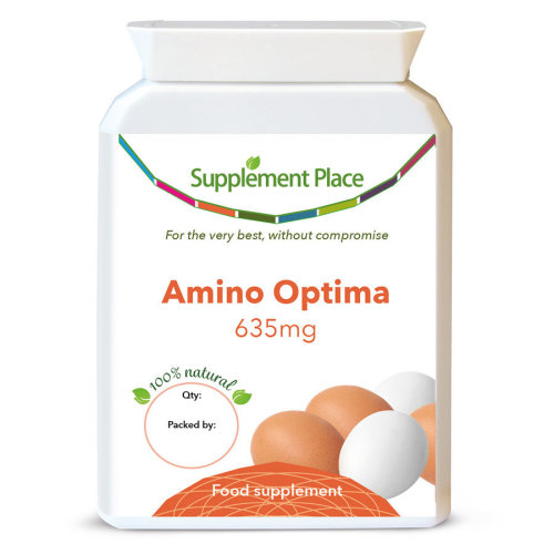 Amino Optima - The Essential Amino Acid Supplement