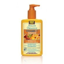 Avalon Organics - Vit C Hydrating Cleansing Milk 250ml