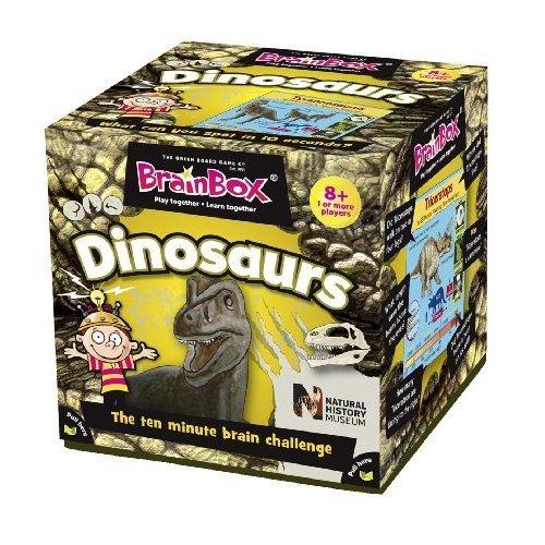 Brainbox Discover Dinosaurs