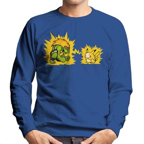 Electric Fight Men's Sweatshirt