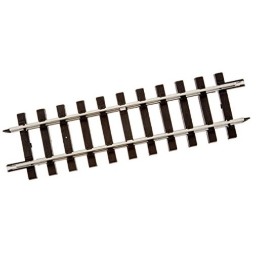 "Bachmann Industries Large ""G"" Scale - Straight Steel Alloy Track (4 Piece)"