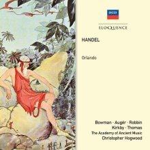 Handel:  Orlando - Bowman / Auger / Kirkby / ASMIF [CD]
