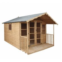 10x8 Premium T&g-Summerhouse