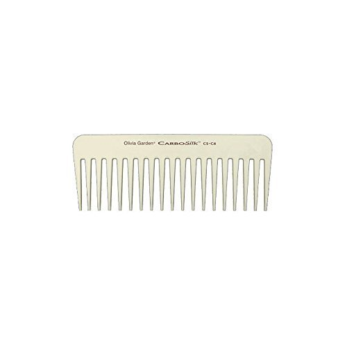 Olivia Garden CarboSilk Cutting Styling Professional Comb CS C6