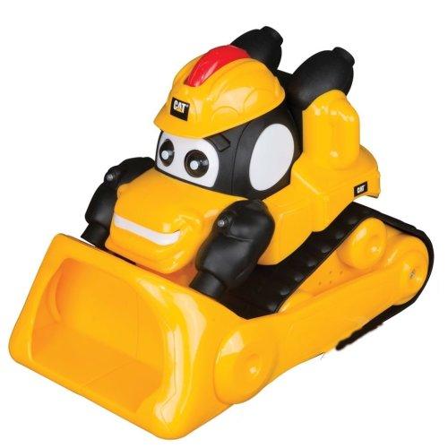 Caterpillar Roll'n Bulldozer Yellow 80422