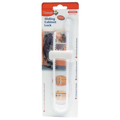 Clippasafe Universal Sliding Cabinet Lock