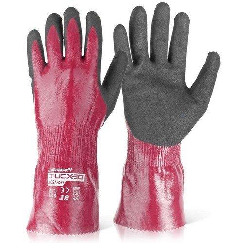 Wondergrip WG728LL Dexcut Fully Coated Gloves Size 9 Large