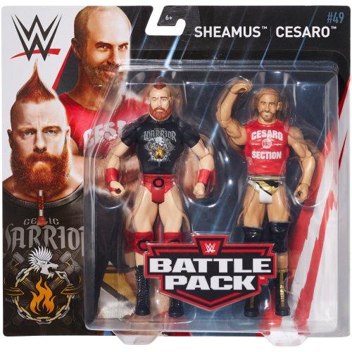 WWE Battle Pack - Series 52 - Sheamus & Cesaro