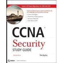 CCNA Security Study Guide: Exam 640-553