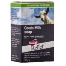 Hopes Relief Hope's Relief Goats Milk Soap 125g