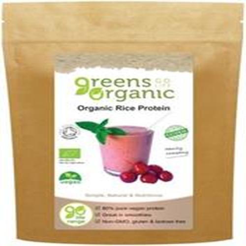 Greens Organic Organic Brown Rice Protein Powder 250g