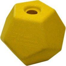 Glitter Treat Toy Large: Yellow