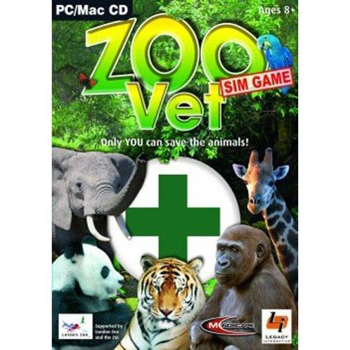Zoo Vet (PC/Mac)