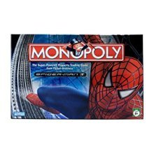 Spiderman 3 Monopoly Family Board Game Brand New Sealed