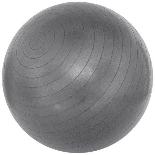 Avento Exercise Ball 65 cm Silver 41VM-ZIL