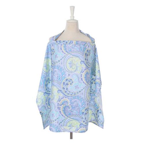 100% Cotton Classy Nursing Cover Large Coverage Breastfeeding Nursing Apron J
