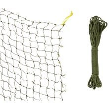 Trixie Protective Net, Woven In Wire, 8 x 3 M, Olive Green - Cats Safety Nets -  trixie cats safety nets reinforced wire various sizes new