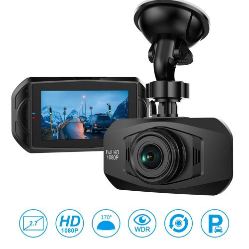 Black Box Dash Cam >> Car Camera Dash Cam 170 Wide Angle Car Black Box Camera Full Hd Dashboard Camera For Cars Car Dvr Recorder Vehicle Dash Cam With G Sensor Loop