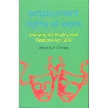 the explanation of the employment rights act 1996 and the race relations act 1979 and the disabitlit Employment rights are designed to balance the expectations of the job with the fair treatment of the worker doing it your exact employment rights will vary depending on the kind of job you do, the arrangement you have with your employer and many other variables.